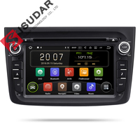 Isudar 1 Din Car Multimedia Player Android 9 For Alfa Romeo Mito 2008 CANBUS Auto Radio Quad Core Video DVD GPS System USB DVR