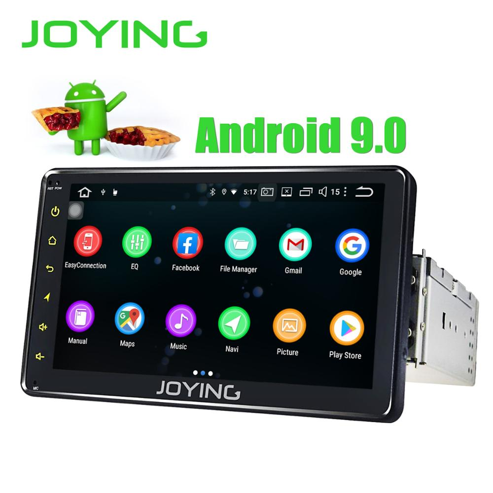 Joying Car Radio 1 Din Android 9.0 Universal GPS Navigation 7 Inch 2gb+16gb Rom Touch Screen Quad Core Car Stereo Video Player