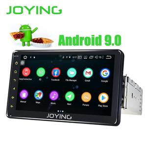 Image 3 - Joying Car Radio 1 Din Android 9.0 Universal GPS Navigation 7 Inch 2gb+16gb Rom Touch Screen Quad Core Car Stereo Video Player