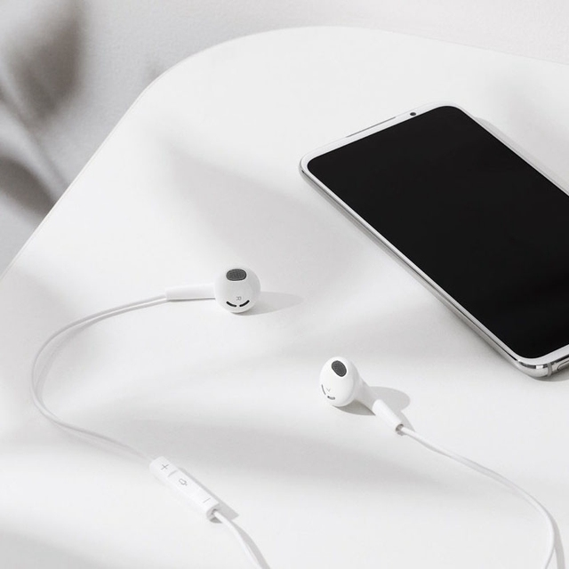 Interface Meizu EP3C type-c originale Durable HIFI 4mm Superfine qualité sonore HD puce DAC dans loreille écouteurs filaires avec micro