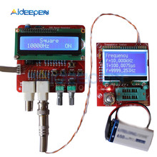 DIY KITS LCD M328 Transistor Tester LCR Diode Triode Capacitance ESR Voltage Meter PWM Square Wave Frequency Signal Generator