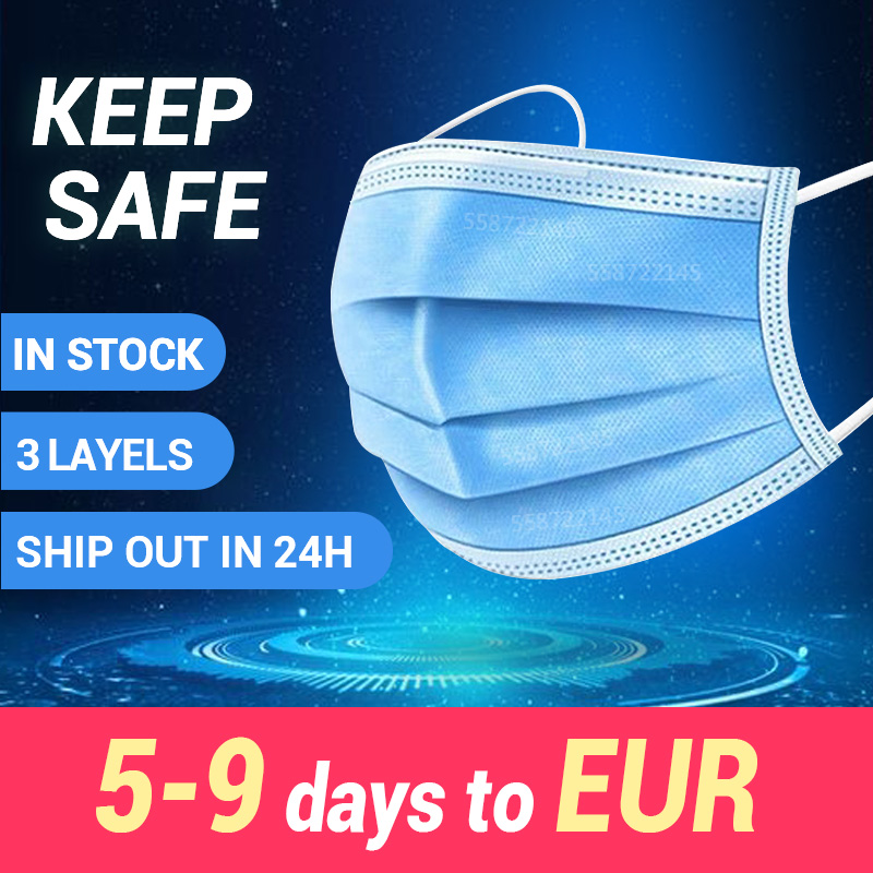 Mask Disposable Mask Face Mask Mouth Mask Heath Care Mask Safety Mask Meltblown Nonwoven Mask