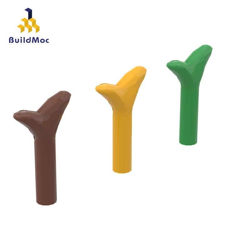 BuildMOC 33183 küçük ağaç fide ldd33183 tuğla teknik geçiş yakalamak yapı taşları parçaları DIY eğitici Tech oyuncaklar