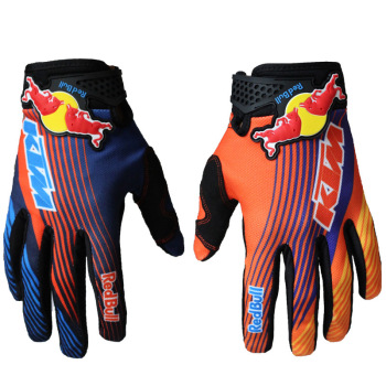 Motocross Off Road Long Finger Glove