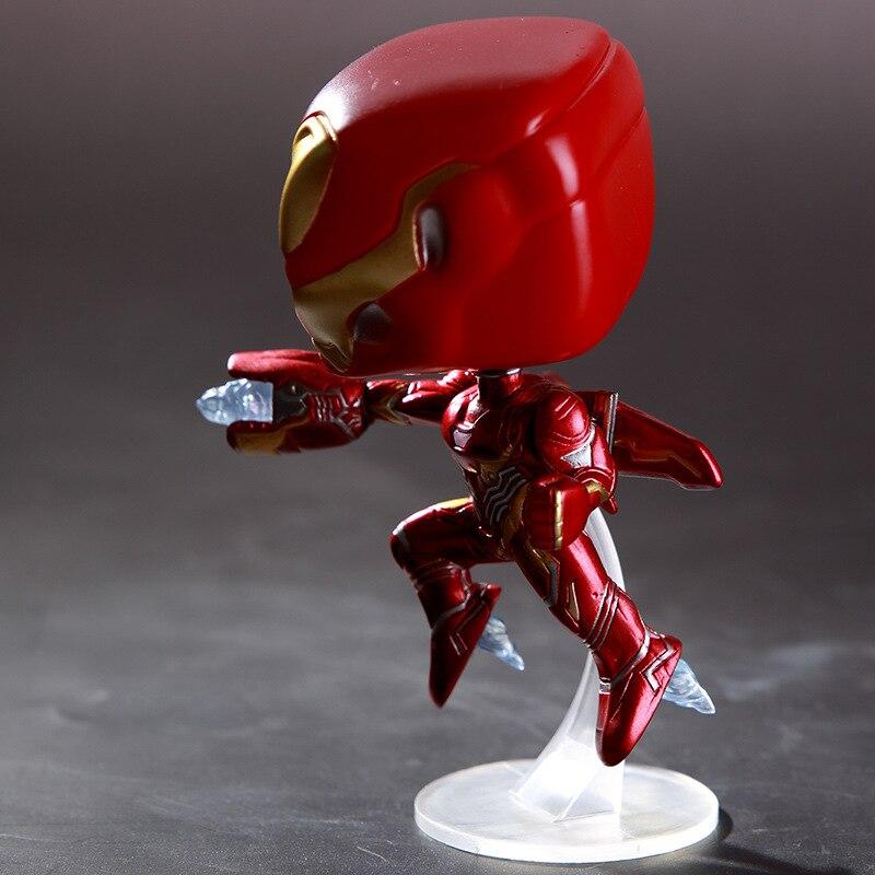 Поппен мститель: эндшпиль #285 # Железный человек, фигурка коллекция игрушек для детей подарок на день рождения Рождество