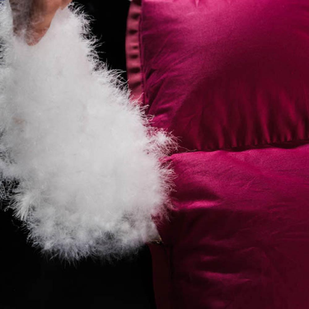 Svetanya quente edredon costura edredões algodão ganso