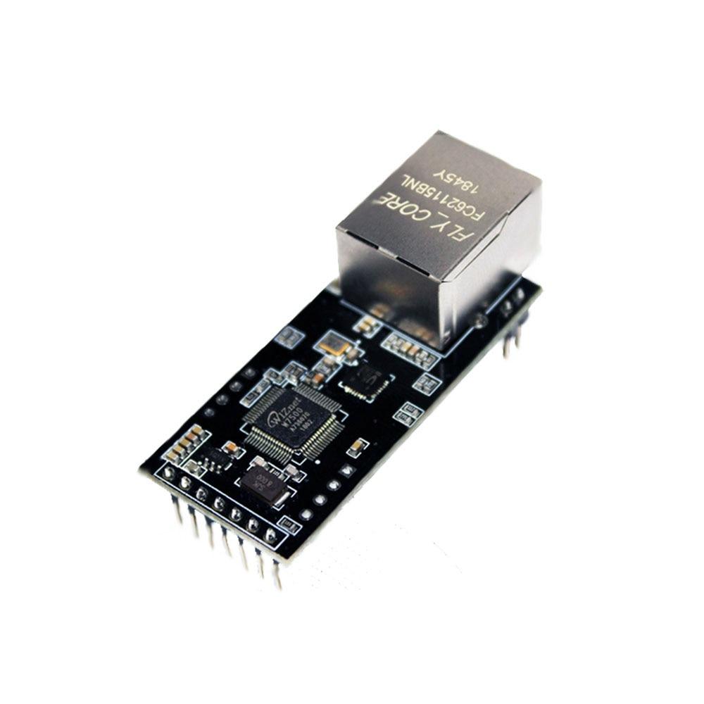 Taidacent Cloud Ethernet Module For MCU UART TTL To RJ45 Network Port Modbus TCP Communication Serial Server