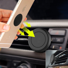 DuDa Cell Phone Magnetic Mount Car Air Vent Mount Universal Mobile Phone Holder