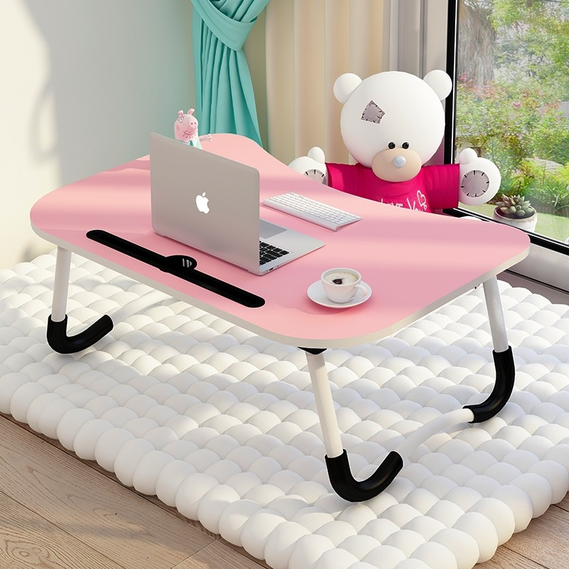Elderly Patient Bed Table Care Table Bedside Table Portable Computer Table Simple Folding