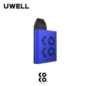 Image 2 - UWELL Caliburn KOKO Pod Hệ Thống 11W 520 MAh Pin 2 ML Lọ Mực Nhỏ Gọn Và Di Động Vape Kit