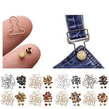 10 conjuntos boneca cinto botões cabaça estilo bonecas fivelas mini ultra-pequeno fivela de metal calças sacos acessórios bonecas acessórios