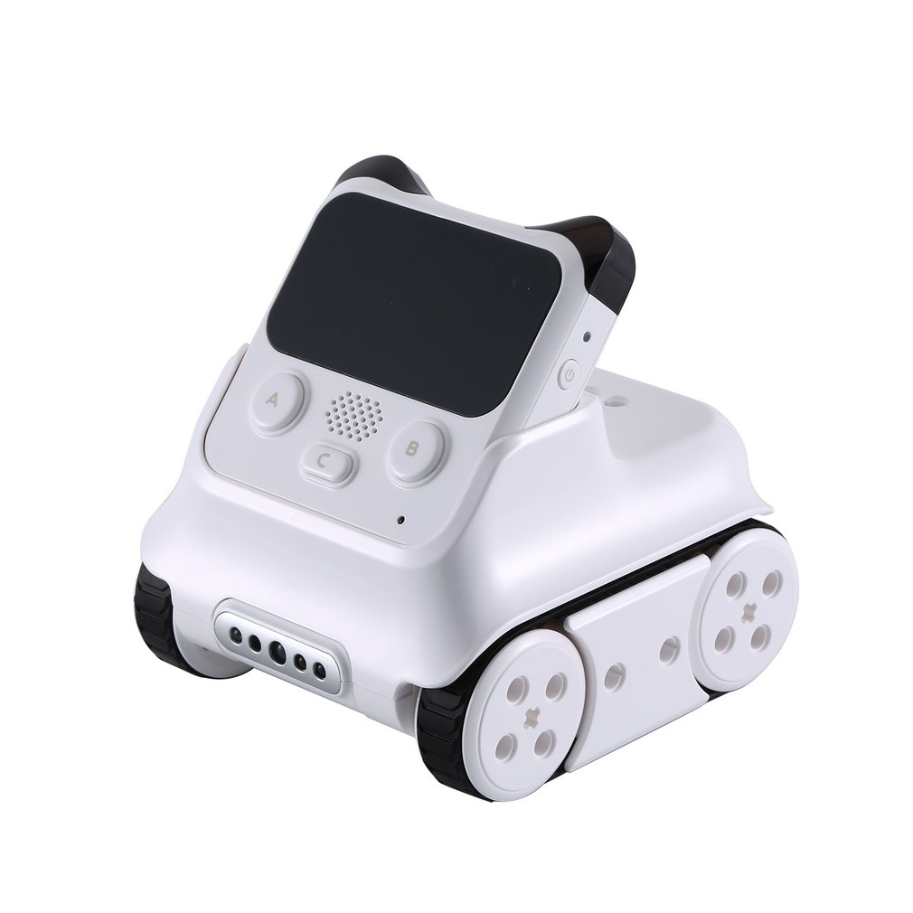 Makeblock Codey Rocky Smart Programming Educational BT Wifi Robot Entry Level Programming for Children Stem Education