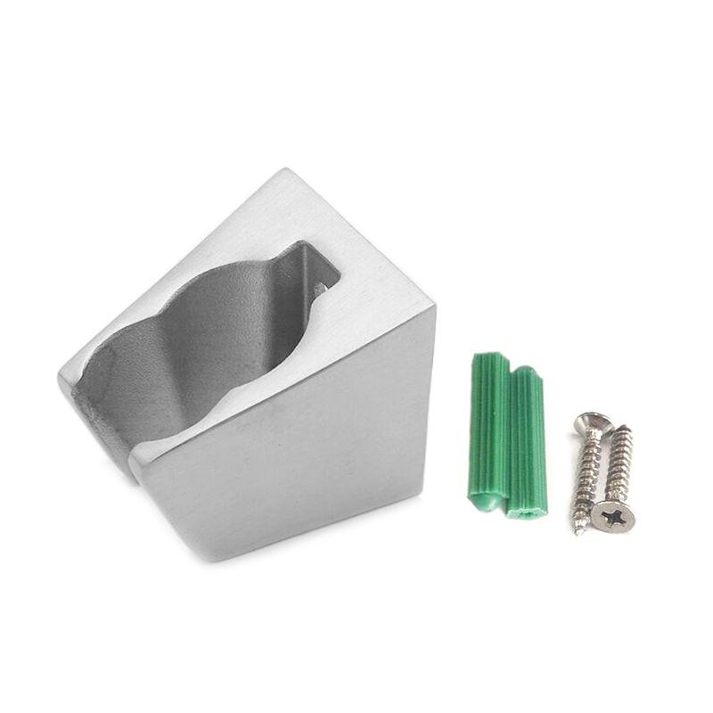 304 Stainless Steel Shower Seat Nozzle Bracket Adjustable Holder Shower Head Base Bathroom Accessories