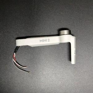 Image 5 - Orginal DJI מיני 2 תיקון חלקי רגליים הימני קדמי אחורי חזרה מנוע זרוע פגזים כבל חילוף חלק עבור drone Mavic מיני 2 תיקון