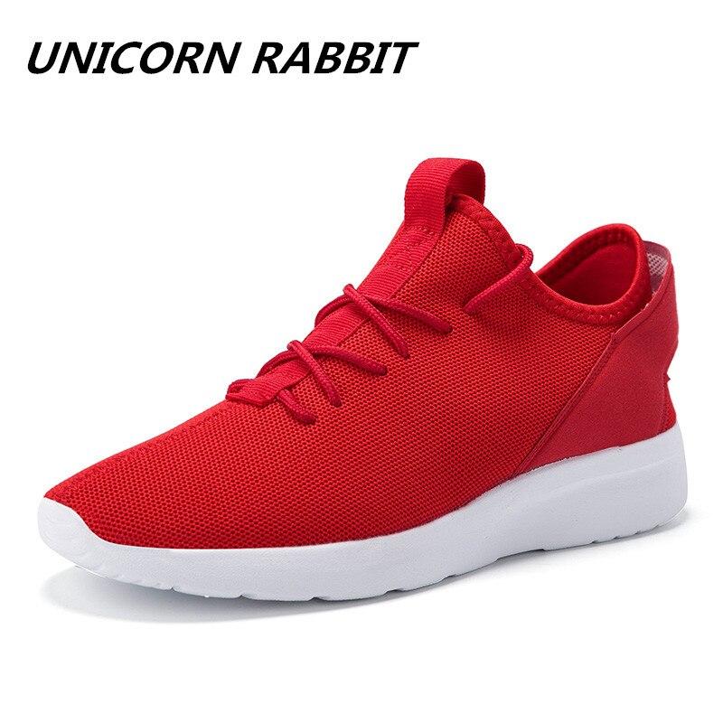 Men Sneakers Breathable Casual Shoes Men No-slip Men Vulcanize Shoes Male Air Mesh Lace Up Wear-resistant Shoes  Lace-Up 46.47