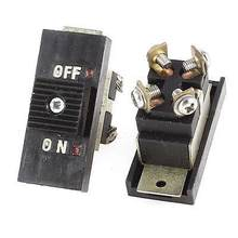 2 Pcs AC 250V 4A DPST ON/OFF Power Tool Switch for Makita Finishing Sander 9045(China)