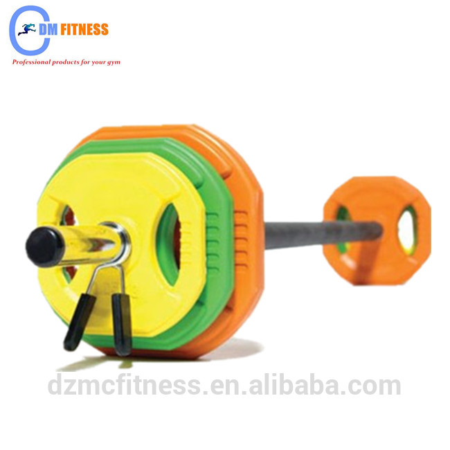 New Kind Fitness Equipment Body Pump Set/Best Price Body Pump Weight Plates Set