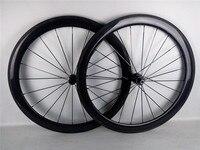 Good quality carbon wheels 38 50 60 88mm depth bicycle wheels clincher/tubular wheelset