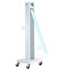 100 Вт 150 Вт УФ-лампа для дезинфекции ультрафиолетовые лампы школьная Мобильная стерилизация лампа завод озона удаление клещей дезинфекция л...