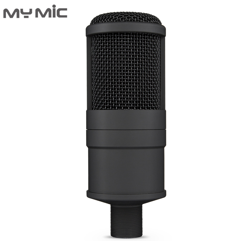 My Mic P200 Professional Studio Condenser Recording Microphone For Computer