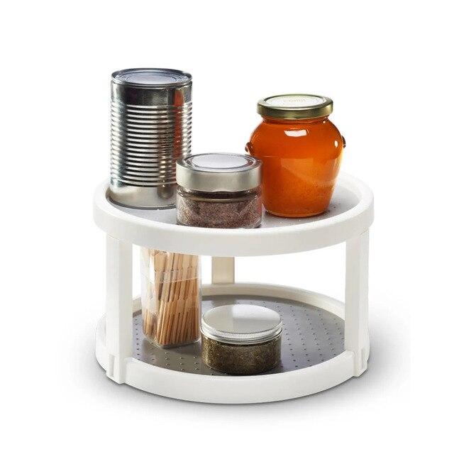 キッチンスタッフオーガナイザーボックスラックハウスホールド家庭用品すべてキッチンアクセサリー調味料ボトルツール用品