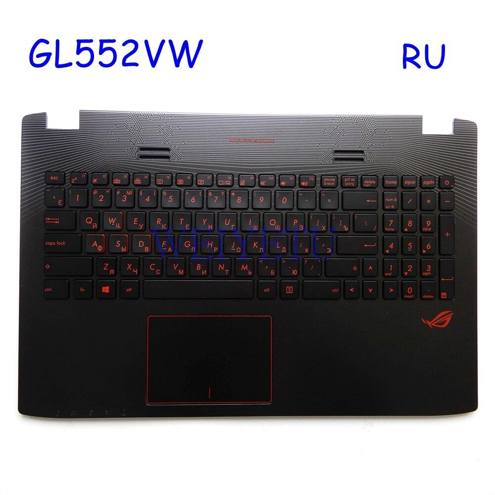ROG GL552VW For ASUS GL552VX GL552V ZX50V GL552VW GL552VXK GL552VL Laptop Keyboard Frame C Case External