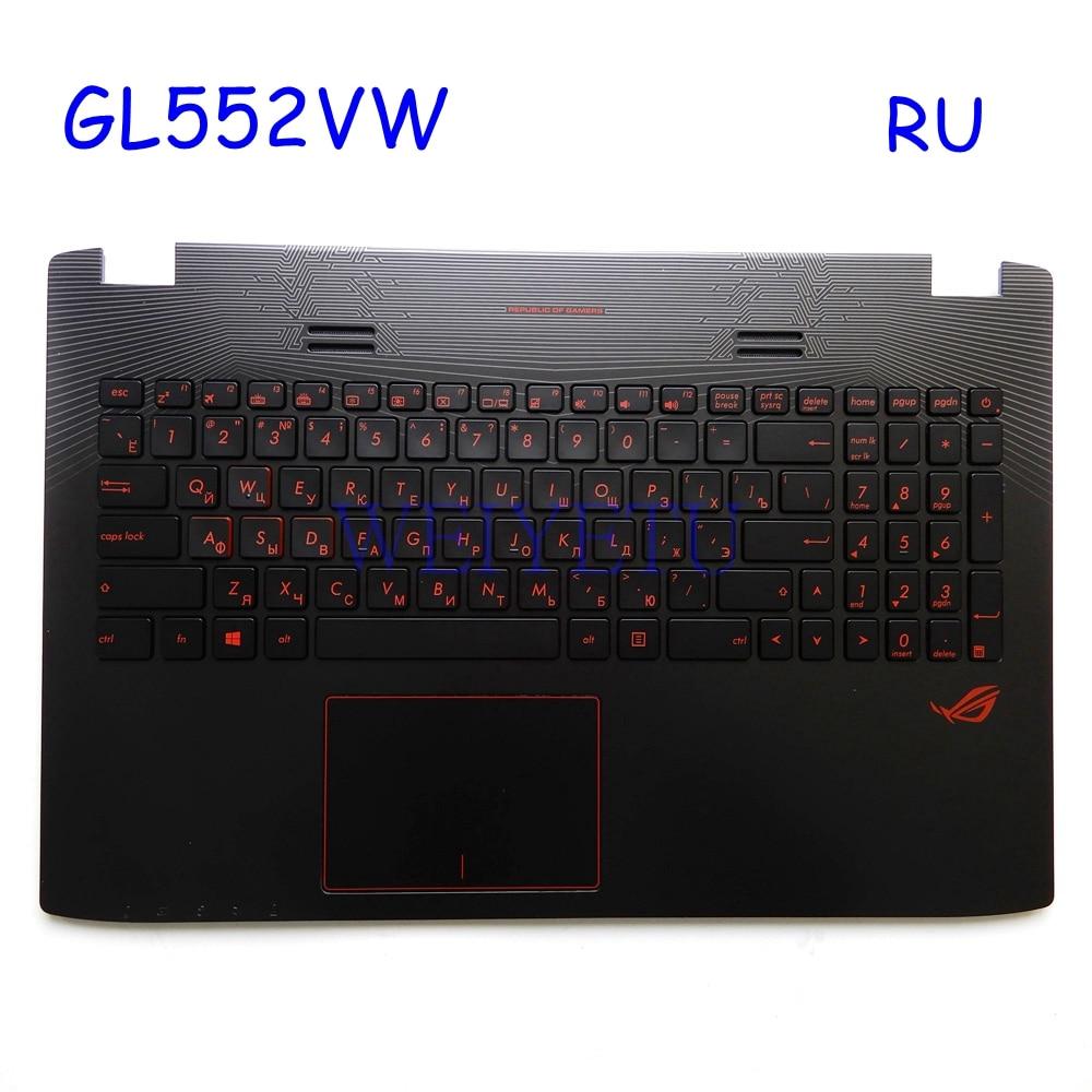 Rog Gl552vw Untuk Asus Gl552vx Gl552v Zx50v Gl552vw Gl552vxk Gl552vl Keyboard Laptop C Case Eksternal Komputer Kabel Konektor Aliexpress