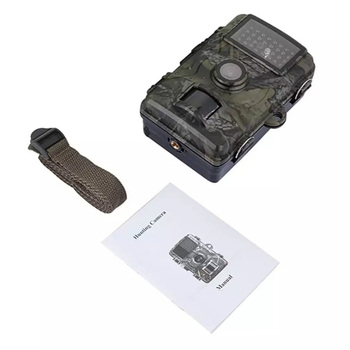 DL-100 Hunting Trail Camera Wildlife Camera Night Vision Motion Activated Outdoor Forest Camera Trigger Wildlife Scouting Camera 6