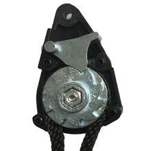 """1/"""" шкив веревка трещотка фиксирующая вешалка подъемный шнурок палатка комнатный вентилятор растение 72XF"""