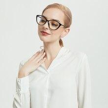 Blue light protective glasses women big small size glasses m