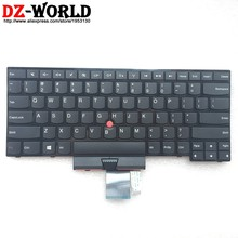 Inglês DOS EUA Novo Teclado para Lenovo Thinkpad S430 E330 E335 E430 E430C E435 E445 Laptop 04W2557