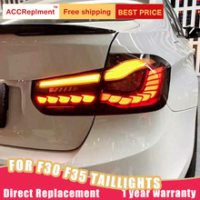 Achterlicht Montage Voor Bmw F30 F35 12 18 Led Sequential Richtingaanwijzer Led Running Light Led Remlicht Led reverse Light 1 Paar