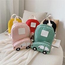 Backpack Korean Summer Accessory School-Bag Children's Removable Kindergarten Wild Mini