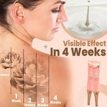 permanent tattoo removal cream…