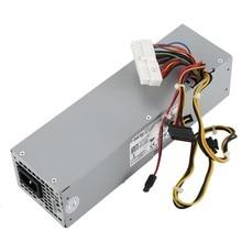 Novo para dell optiplex H240ES-00 H240AS-00 AC240ES-00 AC240AS-00 l240as fonte de alimentação