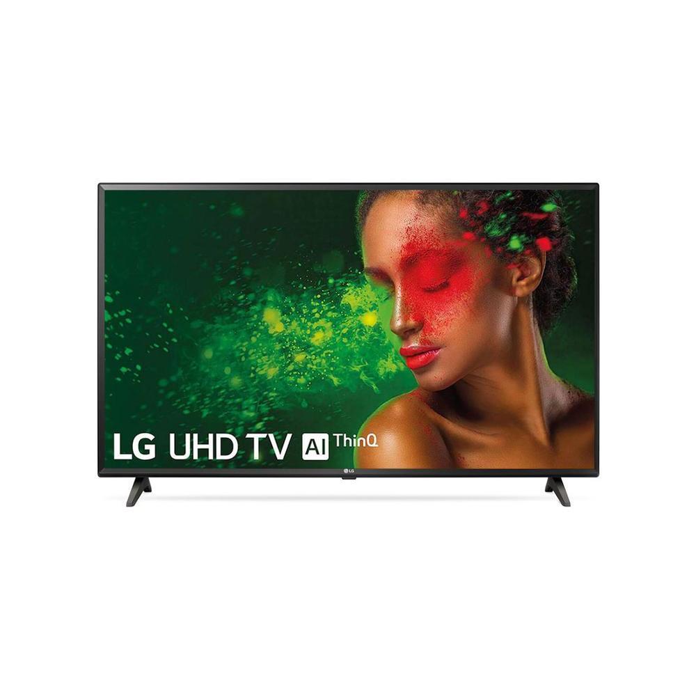 "LG 43UM7100PLB - Smart TV 4K UHD de 109,3 cm (43"") con Panel IPS (Quad Core de 10 bits, HDR y Sonido ULTRA Surround 20W) Negro"