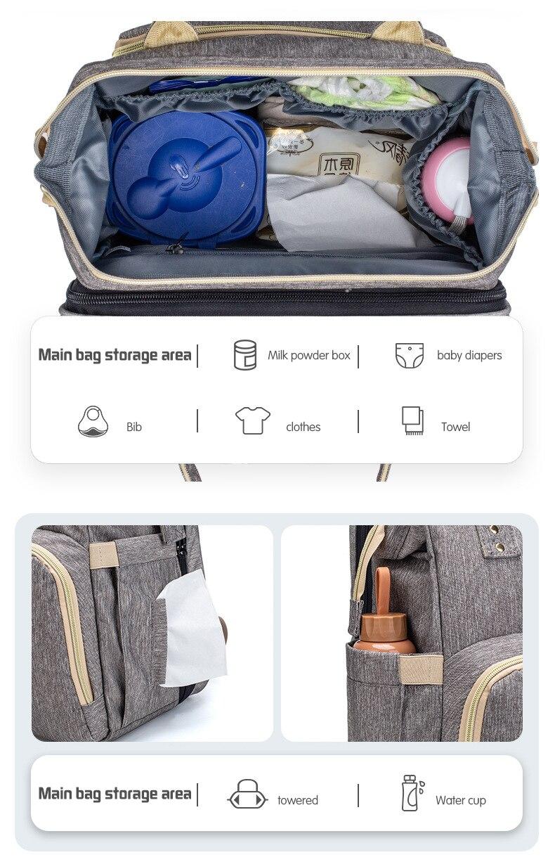 Diaper Bag Backpack (8)