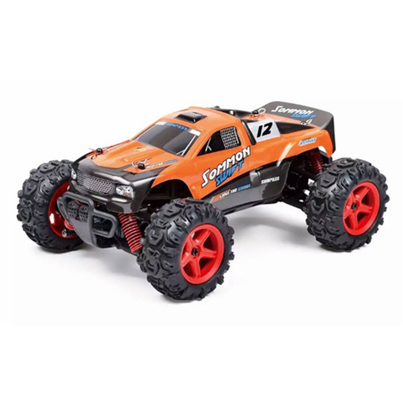 SUBOTECH BG1510B High Speed 1:24 2.4GHz Full Scale 4WD Remote Control Car Off Road Racer Ready To Go RC Cars Vehicle