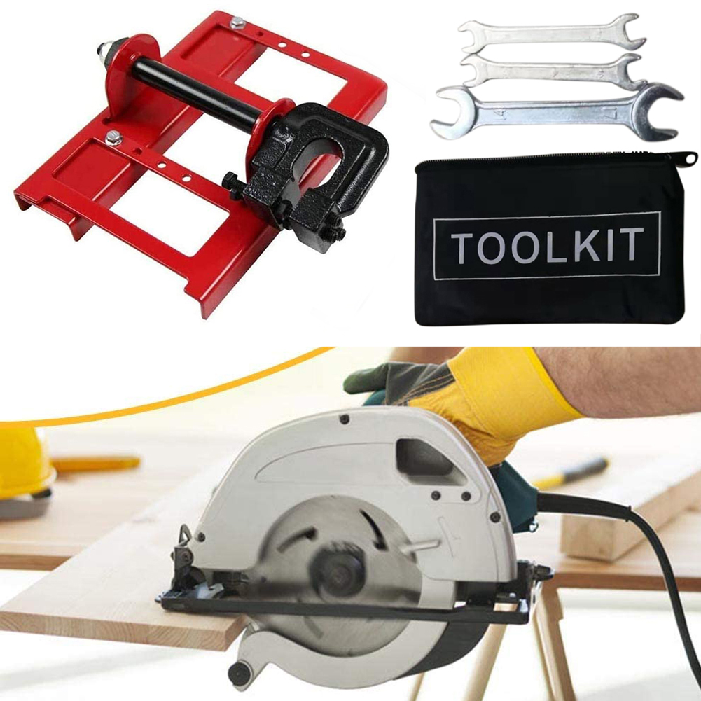 Tools : Practical Attachment Builders Construction Open Frame Timber Mini Portable Guide Bar Accessories Lumber Cutting Chainsaw Mill