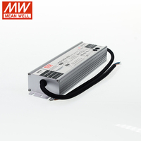 MeanWell Led Driver HLG 240H 48A 48V DC 5A 240W IP65 Pfc Led Driver CE Switching Power Supply Constant Current