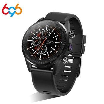 696 KC05 New fashion 4G smart watch 5MP HD Camera GPS 610Mah Large capacity battery Waterproof Sport Smart Watch 1GB+16GB