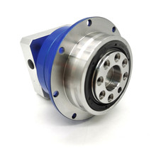 Ratio 7:1 90Nm Helical Gear Flange Output Reduction Gearbox 16mm Input Planetary Reducer 3Arcmin for 750W 90mm Servo Motor