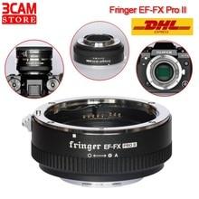 Fringer EF FX PRO II lens adapter EF FX II for Canon EF Lens to Fujifilm