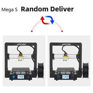 Image 5 - Anycúbico pla 3d impressora i3 mega s completo metal quadro industrial grau de alta precisão impressora 3d kits diy 3d ducker