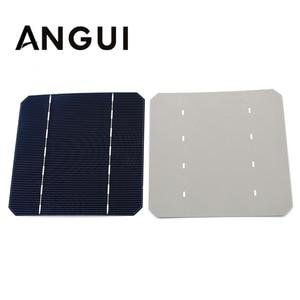 Image 2 - 10 40 50 100 Pcs 2.8 W 125 x 125MM Cheap Mono Solar Cells 5x5 Grade A monocrystalline PV DIY Photovoltaic Sunpower C60 Solar Pan