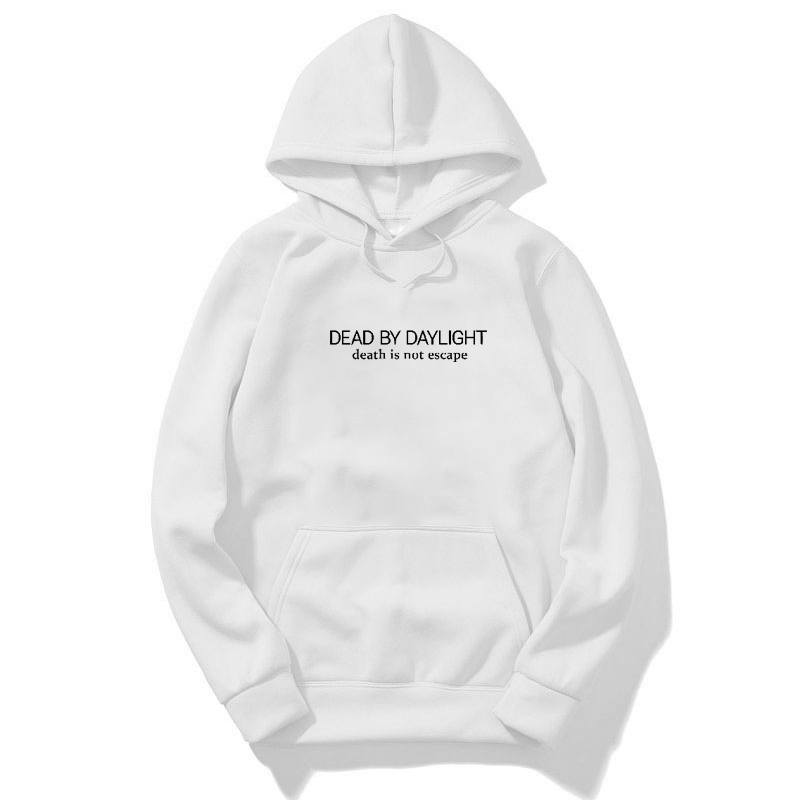 Autumn Men Fashion Sportswear Dead By Daylight Print Hoodies Boys Cotton Hooded Pullovers Unisex Harajuku Streetwear Sweatshirts 10