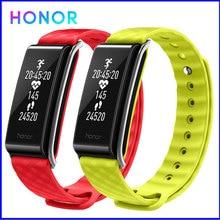Honor Kleur Band A2 Smart Polsband Fitness Armband Band IP67 OLED Bericht Hartslag Klok Waterdicht Activiteit Tracker