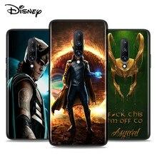 실리콘 커버 Avengers Loki For OnePlus Nord N10 N100 8T 7T 6T 5T 8 7 6 Pro Plus 5G 전화 케이스 쉘