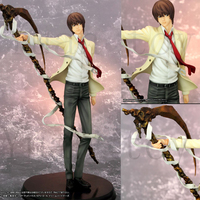 7inch New Death Note Yagami Light Killer Action Figure Toy Model Collection Doll Gift