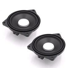 car center speaker for bmw car audio music stereo mid range speaker foam rubber for edge high quality original speaker for 1991 1999 bmw 3 series e36 6x9 rear speaker adaptors kit rings spacers high quality car speaker adapter